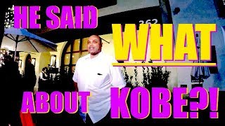 Charles Barkley Takes A Jab At Lakers Legend Kobe Bryant!