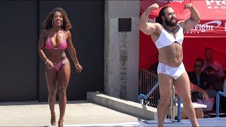 When Womens Fitness Competition Goes Wrong
