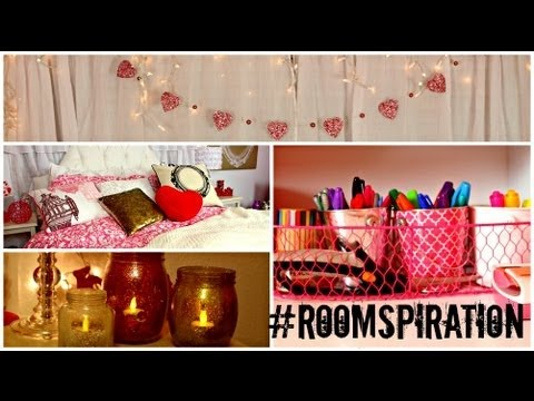 Easy ways to spice up your room! + DIY Decorations