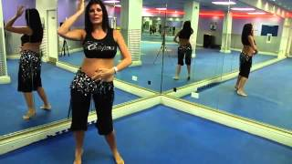 Belly Dance Classes Demo | Tutorial 2013