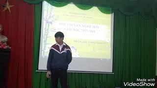 CHIỀU  HÔM ẤY học sinh thpt Nguyễn Tri Phương  hát hay như ca sĩ và cái kết bất ngờ.