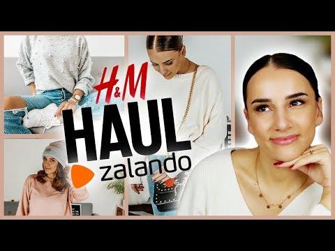 H&M und ZALANDO TRY ON HAUL Herbst 2018 I FoxyLovez