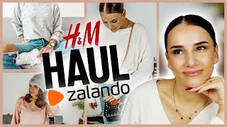 H&M und ZALANDO TRY ON HAUL Herbst 2018 I FoxyLovez