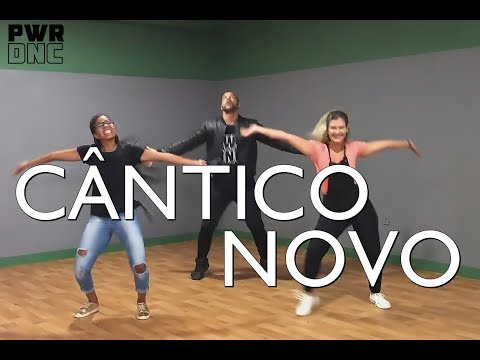 Cântico Novo - Duo Franco  PWRDNC {Power Dance}  coreografia  Dance Gospel