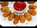 Homemade Tater Tots Video Recipe | Veggie Rice Cutlets | | Bhavna's Kitchen