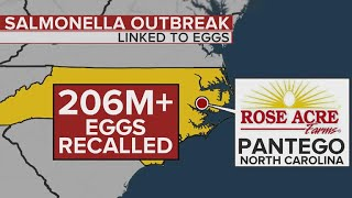 How long should you cook your eggs? Safety tips amid salmonella outbreak