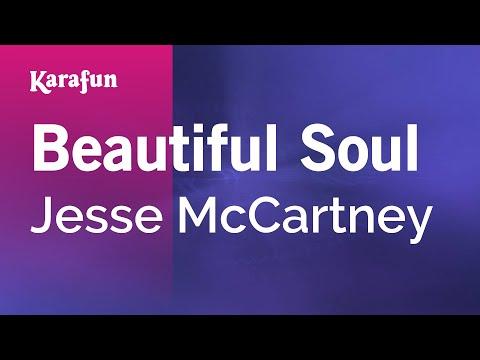 Karaoke Beautiful Soul - Jesse McCartney *
