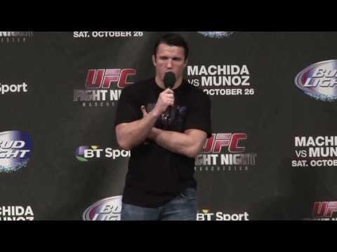 UFC Manchester: Sonnen Q&A