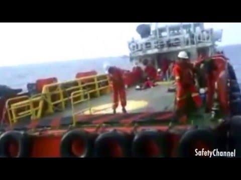 Offshore Jobs | Bad Weather Transfer Crew