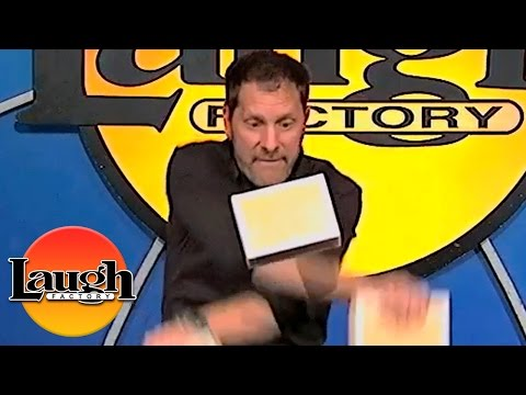 Ron Pearson - Cigar Box (Stand Up Comedy)