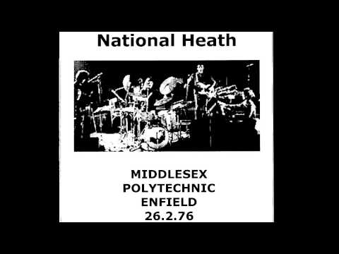 National Health - Paracelsus - Enfield (1976) SBD