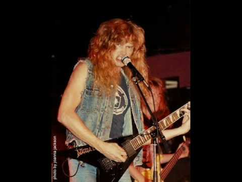 dave mustaine megadeth interview 1984 youtube