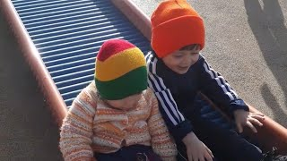#cocuk #kids #funnybaby  Play in the Park