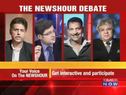 Debate: Big fish let off? - 1