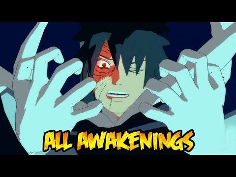 Naruto Shippuden Ultimate Ninja Storm 4 : All Awakenings