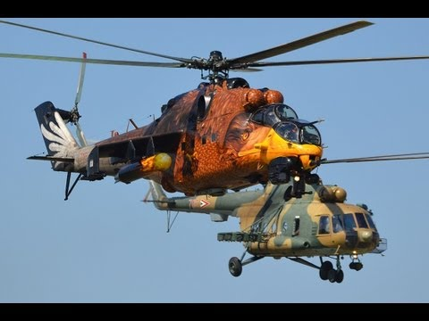 MH86 Helicopter Base demonstration flight over Tisza river, Szolnok 2011