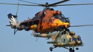MH86 Helicopter Base demonstration flight over Tisza river, Szolnok 2011