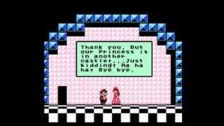 TAS:  Super Mario Bros 3 - Glitch to Ending