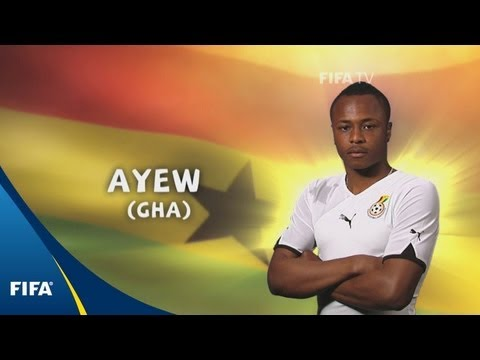 Andre Ayew - 2010 FIFA World Cup