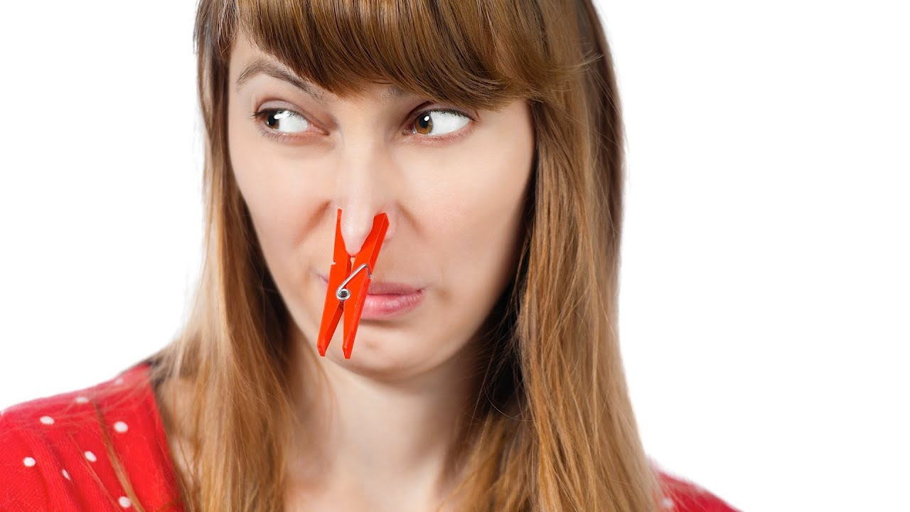 резкий запах изо рта как избавиться