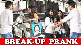 Break Up Prank on Girls    Funk You