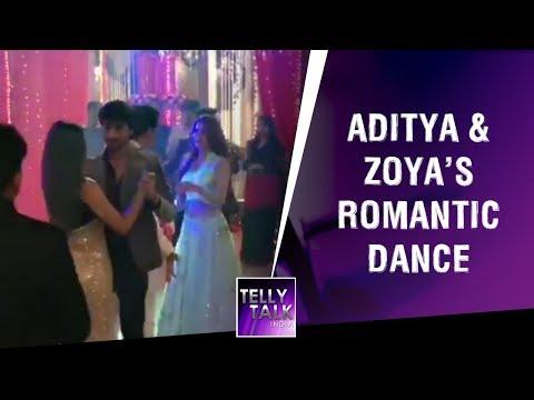 Zoya & Aditya's Dance During Aditya's Parents' Anniversary Party | Bepannah