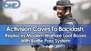 Activision Caves To Backlash, Replaces Loot Boxes With Battle Pass System for Modern Warfare
