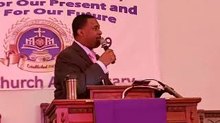 December 15, 2019 Live sermon from Martin Street Baptist Church by Dr. Shawn J. Singleton