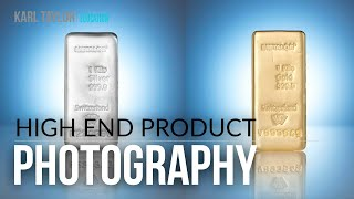 How to photograph high-end products while working to a brief