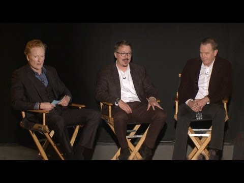 Conan O Brien Interviews the Breaking Bad Cast and Creator