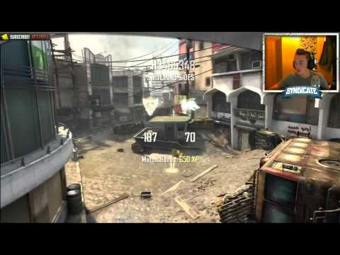 Black Ops 2: Mulitplayer Destruction w/Syndicate!