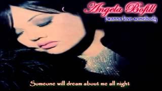 Angela Bofill - I Wanna Love Somebody