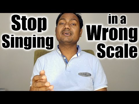 download lagu Stop Singing In Wrong Scale  Specially Women Indian gratis