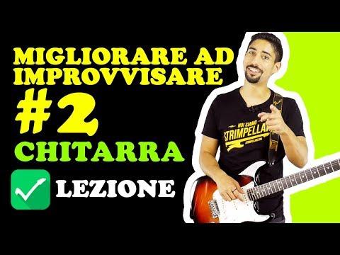 IMPROVVISAZIONE - PILLOLA 2 - Il Ritmo (Lezioni Di Chitarra)