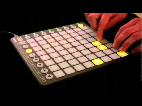 Novation Launchpad Ableton Live Controller for DJ Performance DJ Equipment from Djkit com