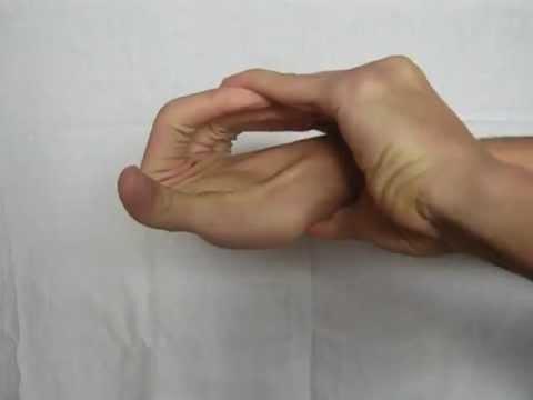 Как складывать руки на