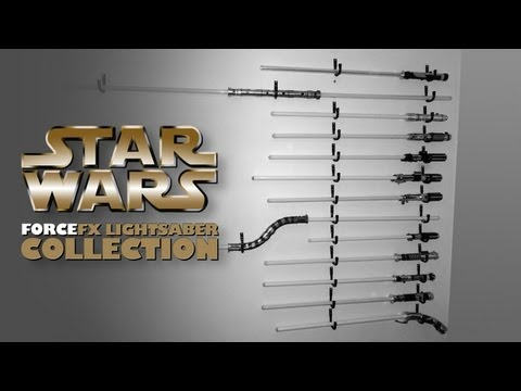 Star Wars Replica Lightsaber Collection (x15)