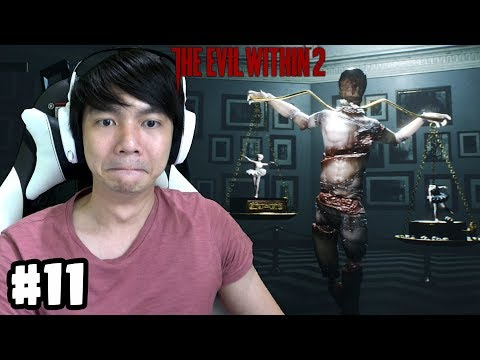 Respect Art - The Evil Within 2 - Indonesia Part 11
