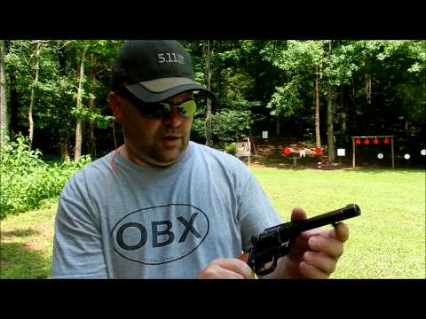 Heritage Rough Rider .22 Revolver : First Shots