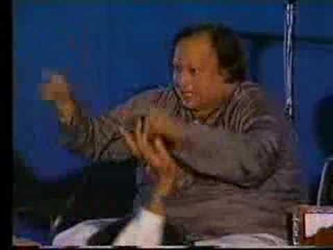 Nusrat Fateh Ali qawwali Dam Mast Qalandar sayarts.com