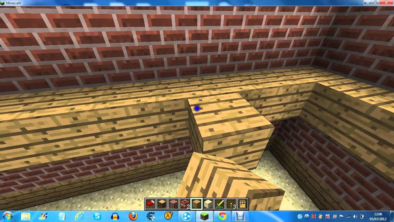 Minecraft come costruire una casavilla ep 1 youtube for Come costruire una villa