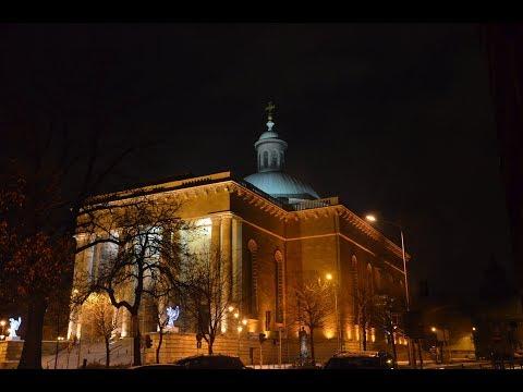 Pasterka Z Archikatedry Chrystusa Króla W Katowicach 24/25.12.2017