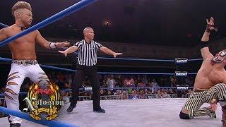 Xplosion Match: Rockstar Spud vs Crazzy Steve