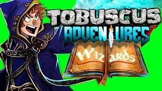 Tobuscus Adventures: WIZARDS Game (LAUNCH TRAILER)