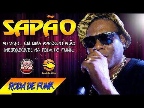 MC SAPÂO :: Ao vivo na Roda de Funk do Castelo das Pedras em Jacarepaguá :: Áudio disponível