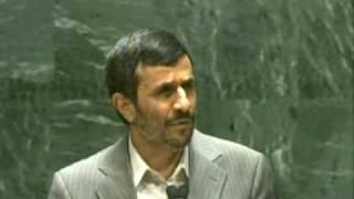 Ahmedinejad Qerbi ittiham etdi