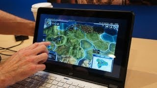 Civilization V Gets Touchscreen Adaptation for Ultrabooks and Tablets