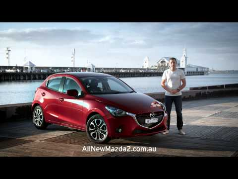All-New Mazda2 Road Test - Safety