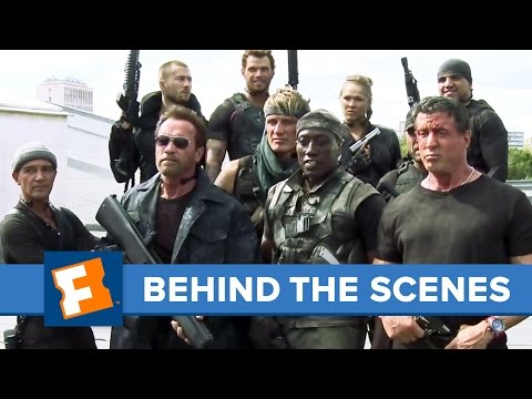 The Expendables 3 Featurette | Behind the Scenes | FandangoMovies