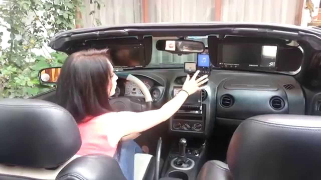 2001 Mitsubishi Eclipse Spyder >> Mitsubishi Eclipse Spyder GT 2002 Convertible V6 3.0 Version de Lujo en Venta Aglae - YouTube